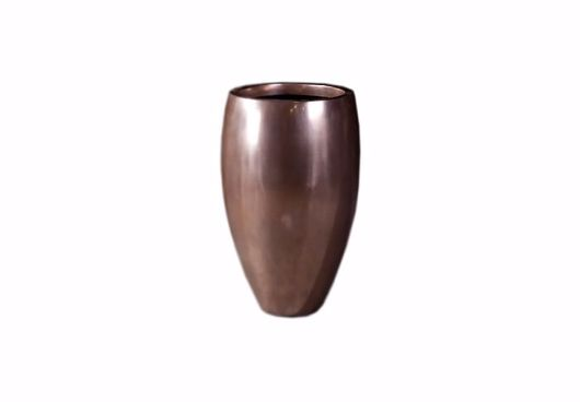 Picture of CLASSIC PLANTER POLISHED BRONZE, SM